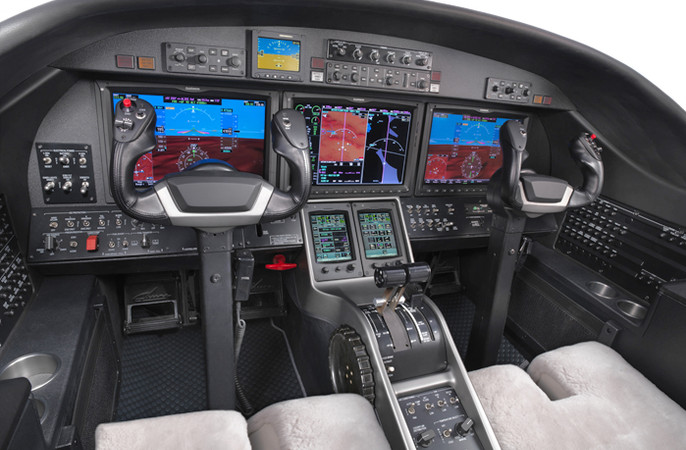 самолет Cessna Citation M2